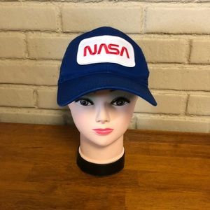 Otto NASA trucker hat